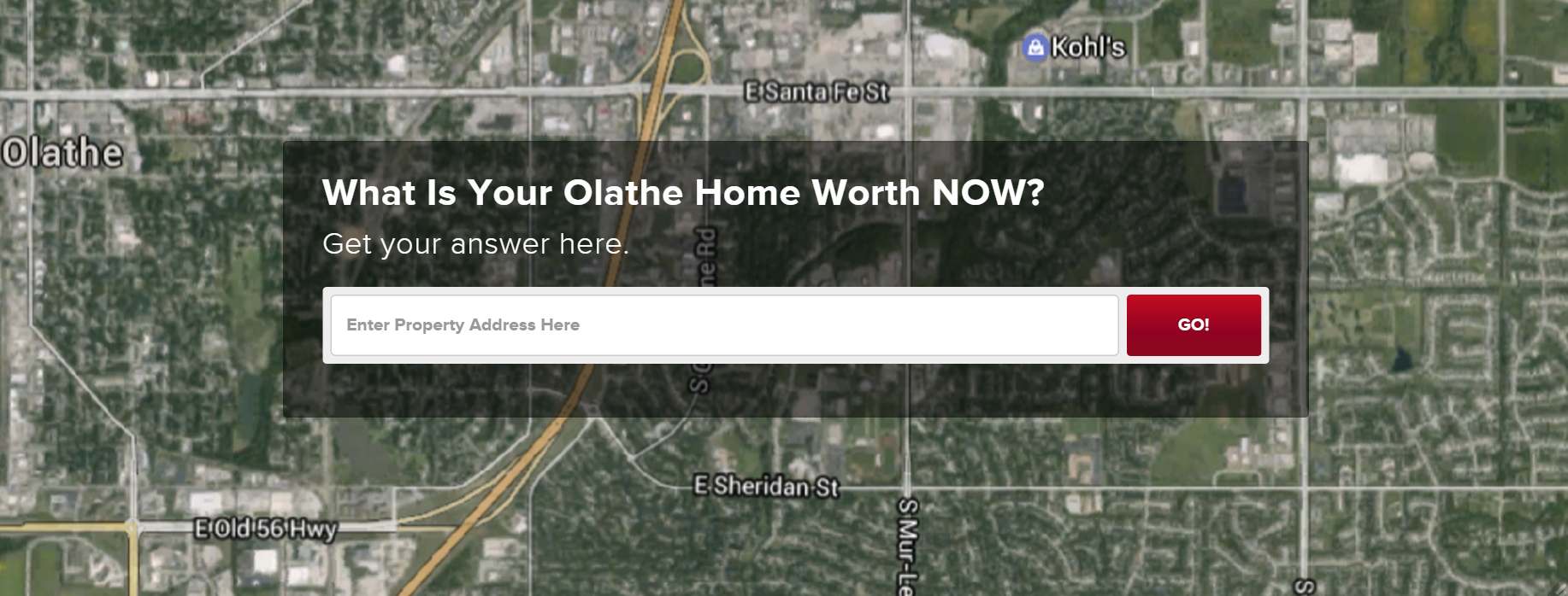 Find out the value of your home in Olathe KS